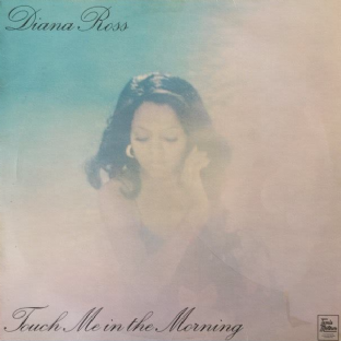 Diana Ross ‎- Touch Me In The Morning (LP) (VG/G++)